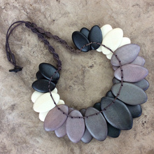 Naturals Tikuna Layered Wooden Necklace