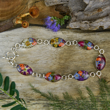 Garden Mexican Flowers Seed Medium Bracelet